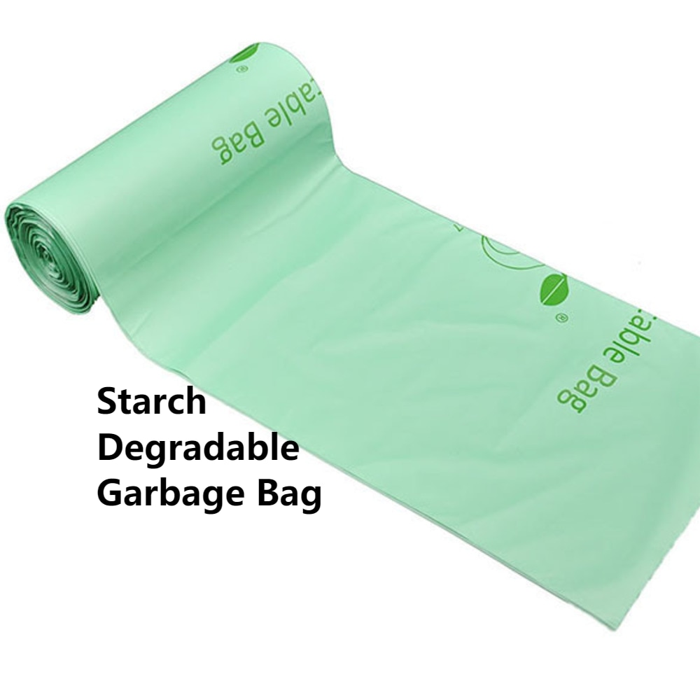 Starch Degradable Garbage Bag Car Trash Bags Car Garbage Garbage Bin Vehicle Trash Dustbin Bin Car A