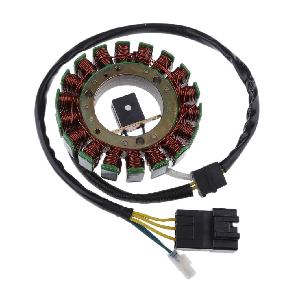 Статор катушки Магнето 12 в 18 Полюс 5 проводов для CFMOTO CF500 CF188 500CC CF600 ATV QUAD статор катушка зажигания