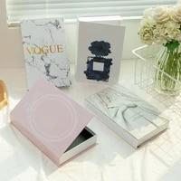 Faux livres ouvrables boite de livre de decoration de maison belle et elegante decoration de Club dhotel
