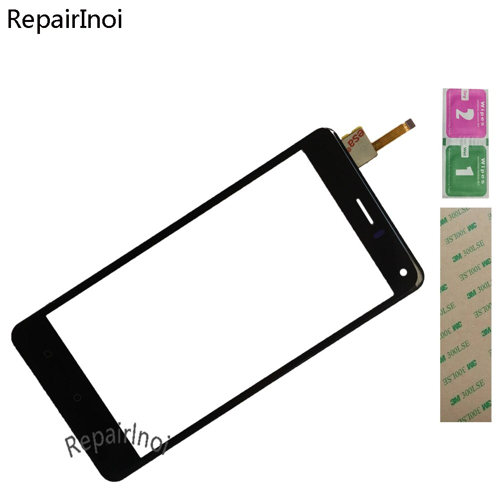 10Pieces/Lot Touch Screen Panel For Timmy M13 PRO M13 PLUS Gooweel M13 PRO MTK6580 TouchScreen Digitizer Sensor Front Glass enlarge