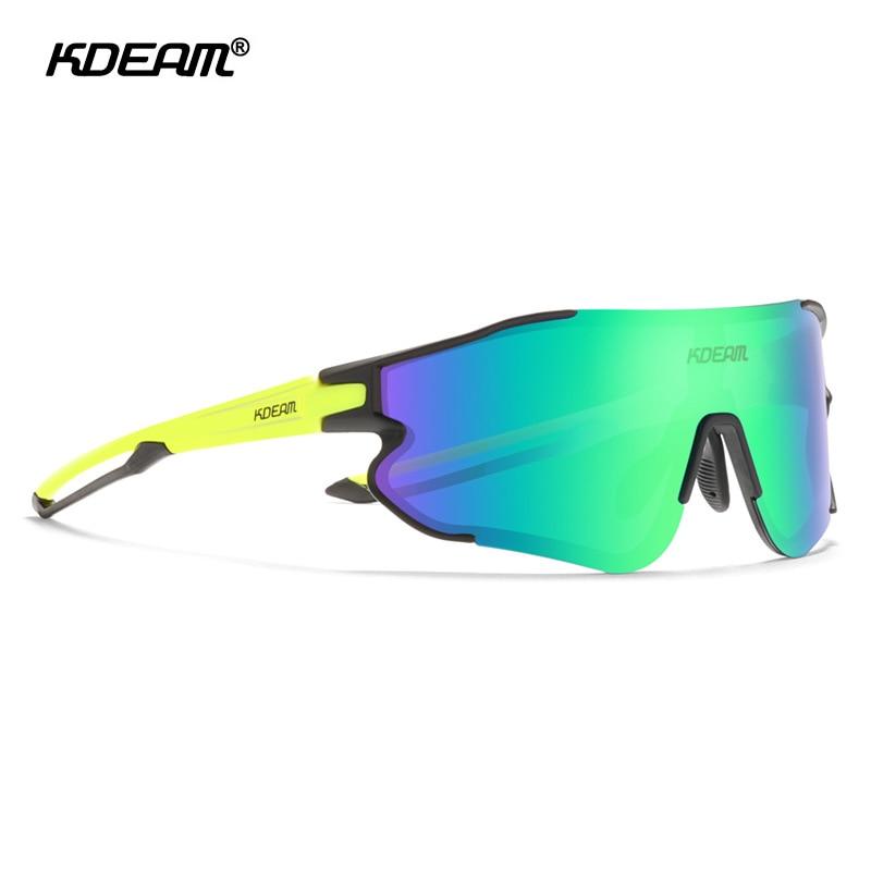 Men Womens MTB Cycling Sunglasses Outdoor Sports Polarized Sun Glasses Mountain Road Bike Eyewear Bicycle Goggles