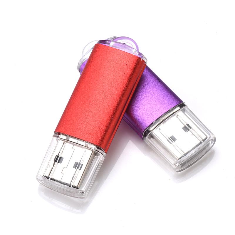 Keyshain USB Flash Drive 128GB 64GB 32GB 16GB 8GB 4GB USB 2.0 Flash Memory Card U Stick