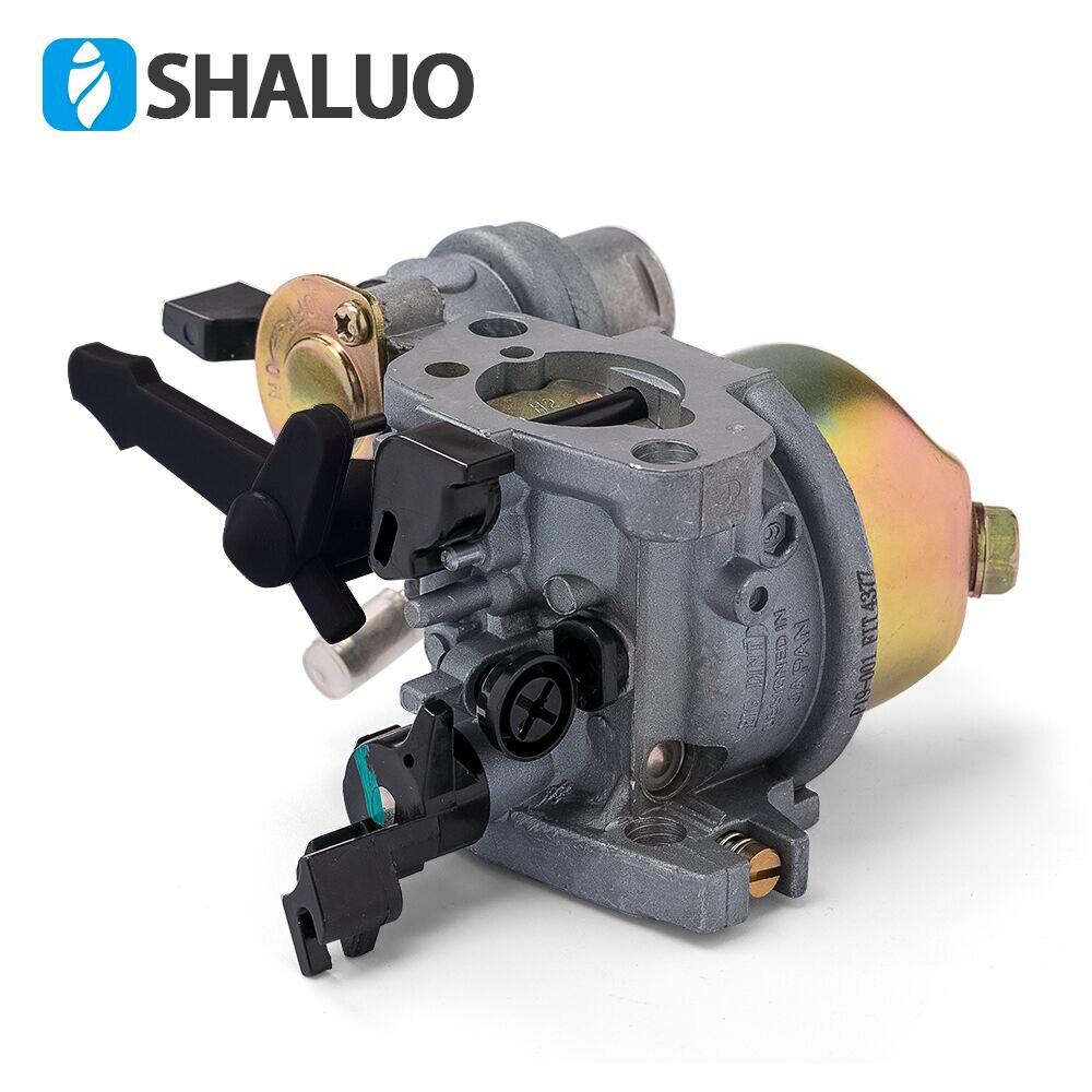 Замена Huayi 168 бензиновый двигатель карбюратор комплект 168F 170F 173F 177F японский триммер карбюратор часть P19-001 подходит 4317 2-3 кВт