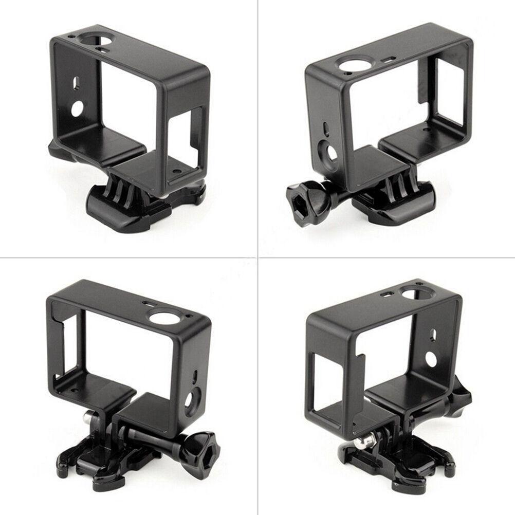 Защитная рамка для GoPro Hero 4 3 + 3, чехол для видеокамеры, чехол для Go Pro Hero4 3 + 3, аксессуары для экшн-камеры