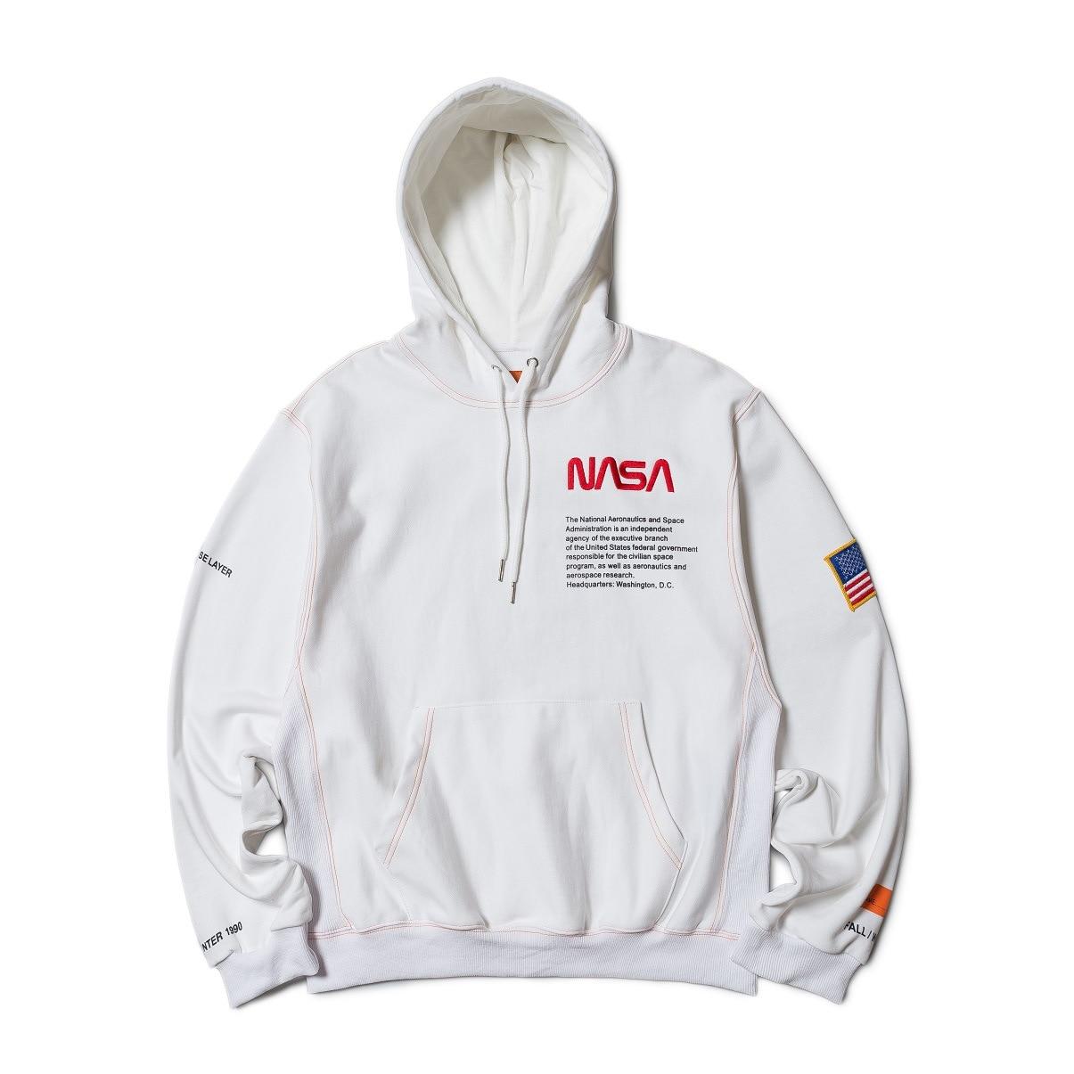 2021 autumn and winter round collar hoodie men and women loose fashion trend Korean version of student jacket customization 6