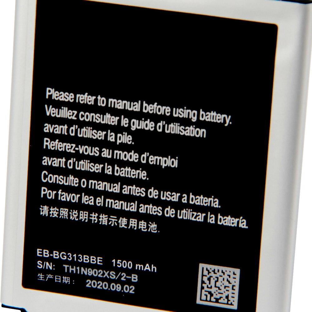 Original Battery EB-BG313BBE For SAMSUNG Galaxy ACE 3 ACE 4 NEO ACE 4 Lite G313H S7272 s7898 S7562C G318H G313m J1 Mini Prime enlarge