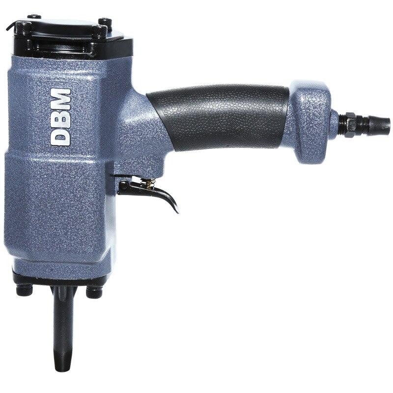 DBM NP-50 الهوائية مسمار بولير بائع المسامير سحب بندقية النجارة مزيل الأظافر إعادة تدوير الهواء دباسة نجار أداة السلطة 0.5-0.8Mpa
