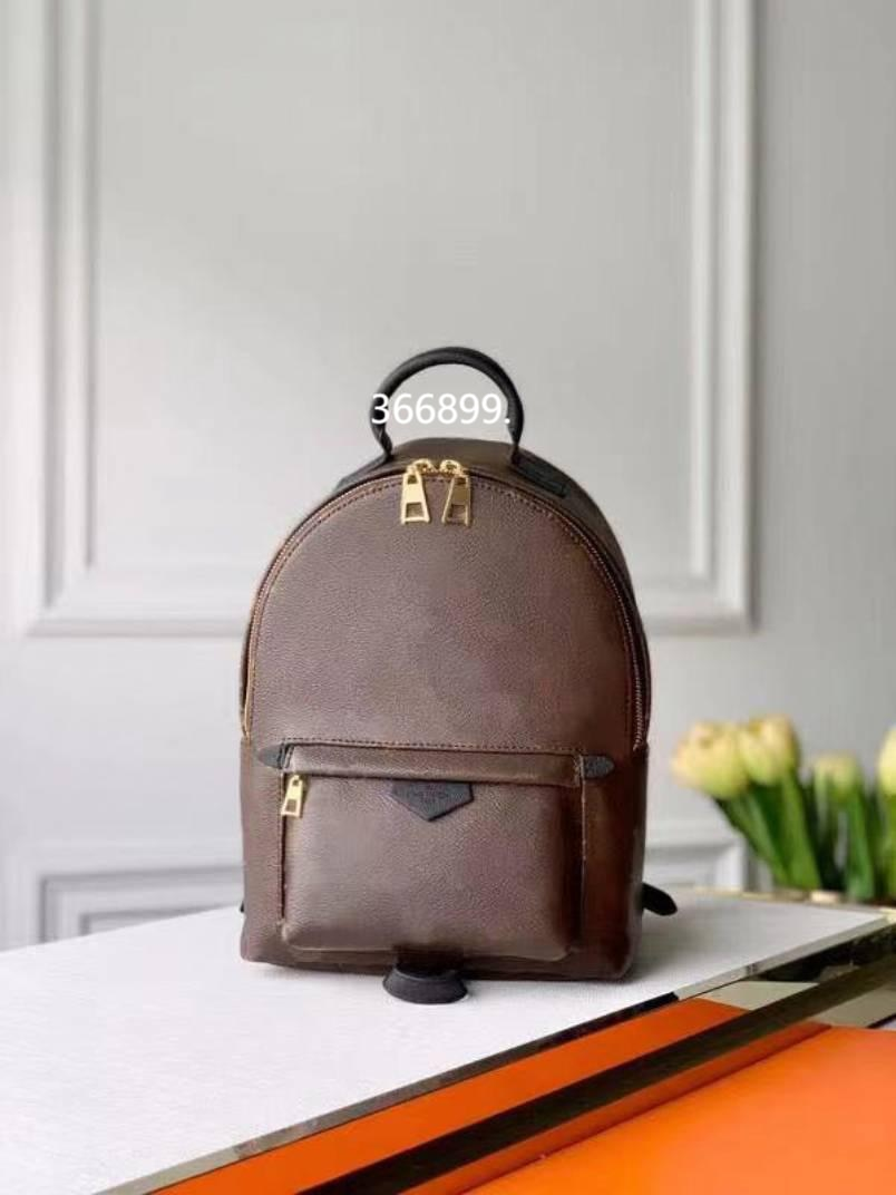 2020 luxury classic design women's backpack high quality hot fashion women's bag capacity bag Brown mini backpack women's wallet luxury brand monogram backpack bag women classic fashion designer mini bag high quality real leather cute small backpack 15cm