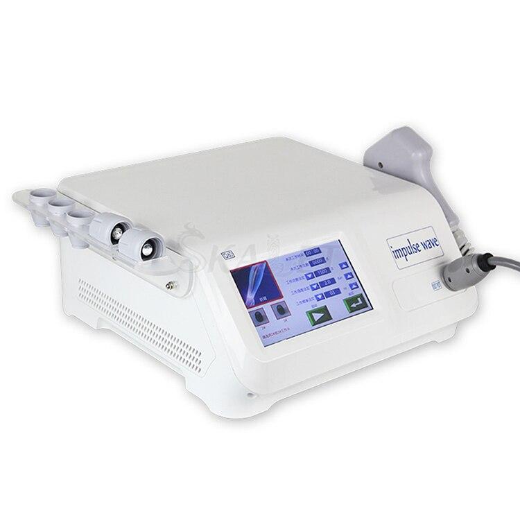 سريع الشحن الهوائية بالمستخدم العلاج الطبيعي ماكينة ليزر لتخفيف ألم المفاصل ESWT ED العلاج خارج الجسم جهاز تدليك بالمستخدم صدمة