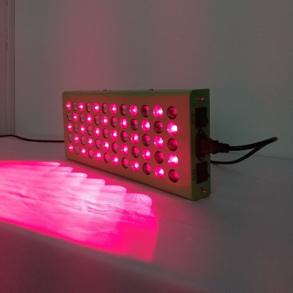 Led Red Light Therapy Near Infrared Portable Non-Flicker Led 660/850nm 1:1 Full Body Face Skin Beauty Therapy Lamp Home Care enlarge