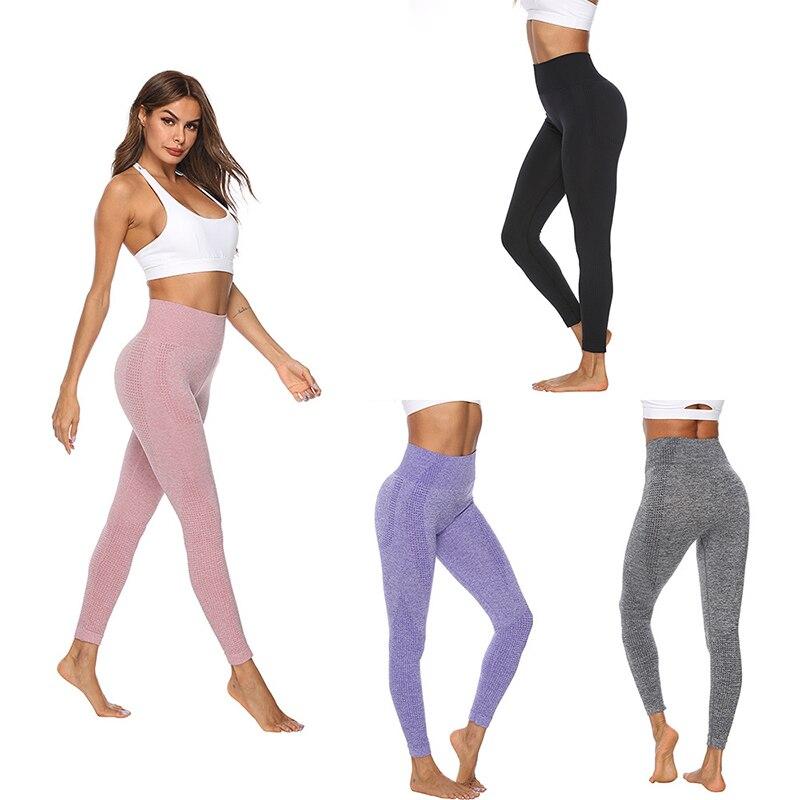 Seamless Leggings Sexy Women Leggins Plus Size Workout Legins Push Up Fitness Legging Anti Cellulite Activewear Gym Clothing