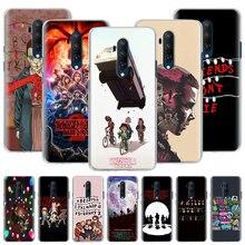 Stranger Things Christmas Lights Phone Case for Oneplus 7 8 Pro 6T 7T Pro 5G 6 6T 7 7T 8 Pro Hard Housing Bags Cases