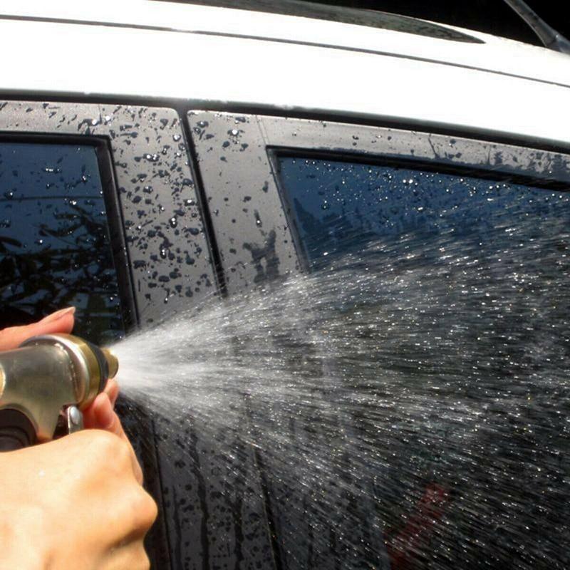 TIOODRE espray de agua a alta presión pistola de boquilla de alta presión ajustable de cobre de la cabeza de la boquilla Manual de lavado de coche Limpieza de bricolaje