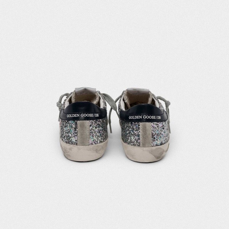 2021 Spring and Summer New Sequins Children's Retro Old Small Dirty Shoes Boys and Girls Casual Parent-child Shoes CS201 enlarge
