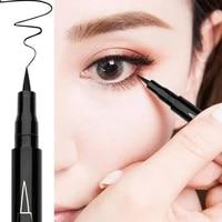 1 7ml eyeliner pen natural effect fast dry non fade professional eye liner pen for makeup