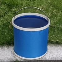 food grade car water tank container collapsible bucket portable outdoor camping fishing water car storage container
