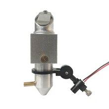 CO2 Laser tête ensemble avec Module de Diode point rouge dispositif positionnement DC 5V pour 2030 4060 K40 Laser gravure découpeuse