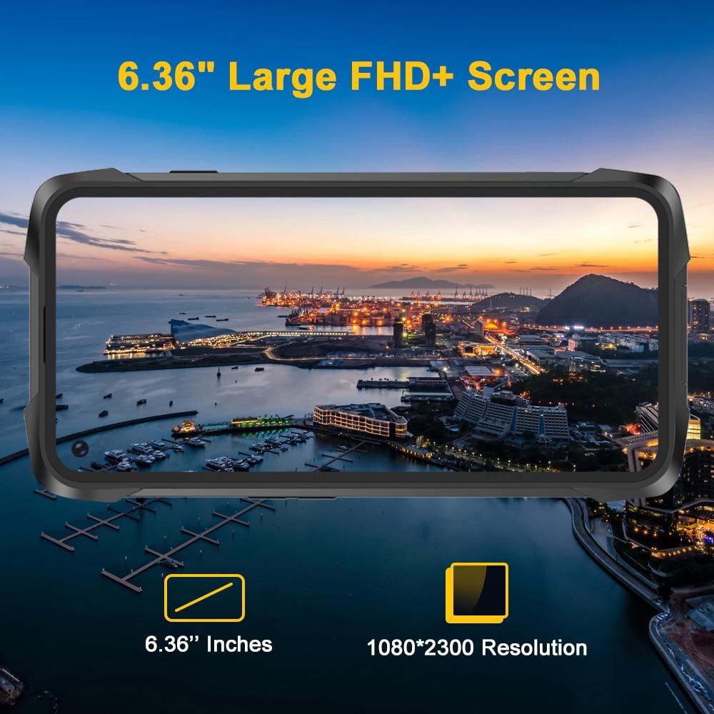 [World Premiere] Cubot KingKong 7 IP68 & IP69K Waterproof Rugged Smartphone 6.36
