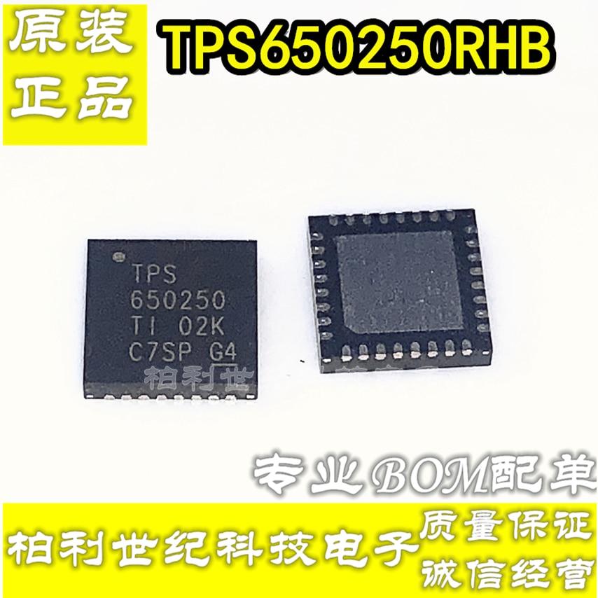 100% novo & Original TPS650250RHB TPS650250 VQFN-32IC