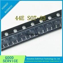 10PCS 44E 49E Hall Effect Sensor Switch SMD Hall Element SS49E AH49E A3144E SOT23 Sensor Switch Brushless Electric Motor