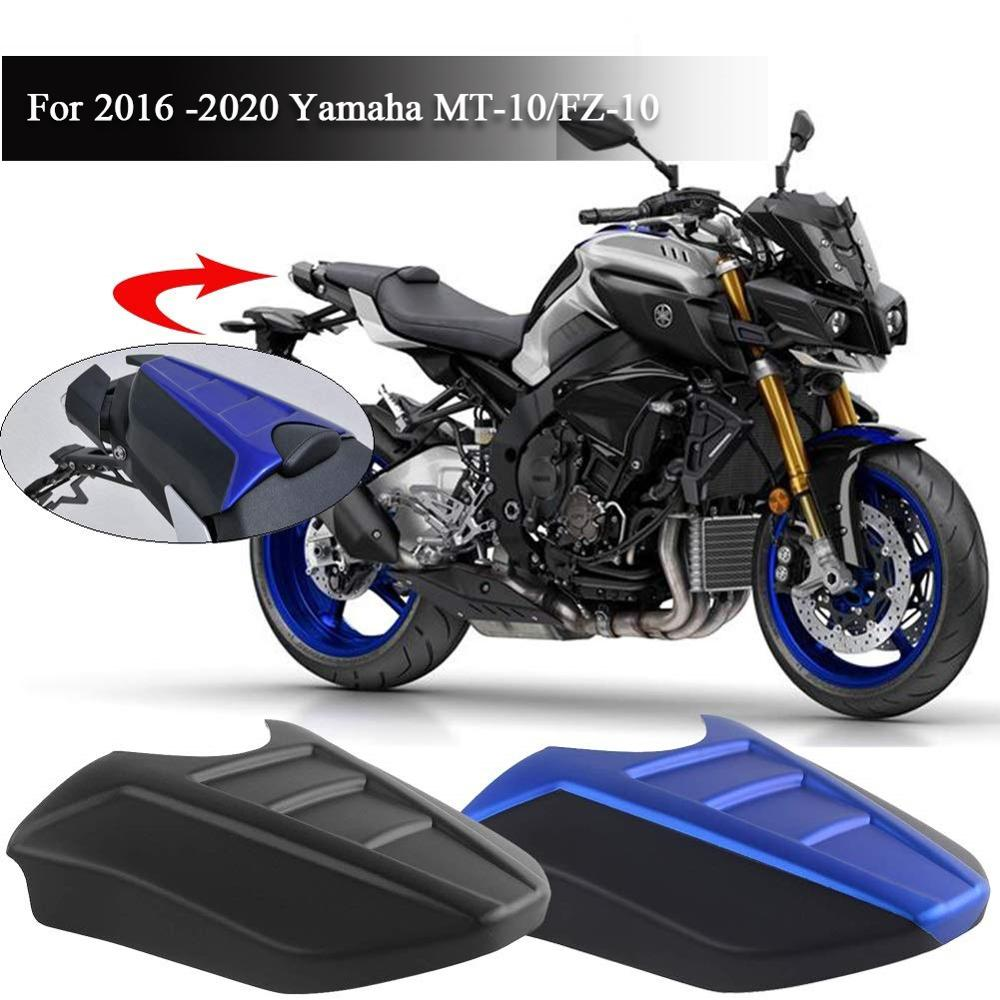 Motorcycle Rear Tail Solo Seat Cover Cowl Passenger Hump for 2016 2017 2018 2019 2020 2021 Yamaha MT10 FZ10 MT FZ 10 MT-10 Part