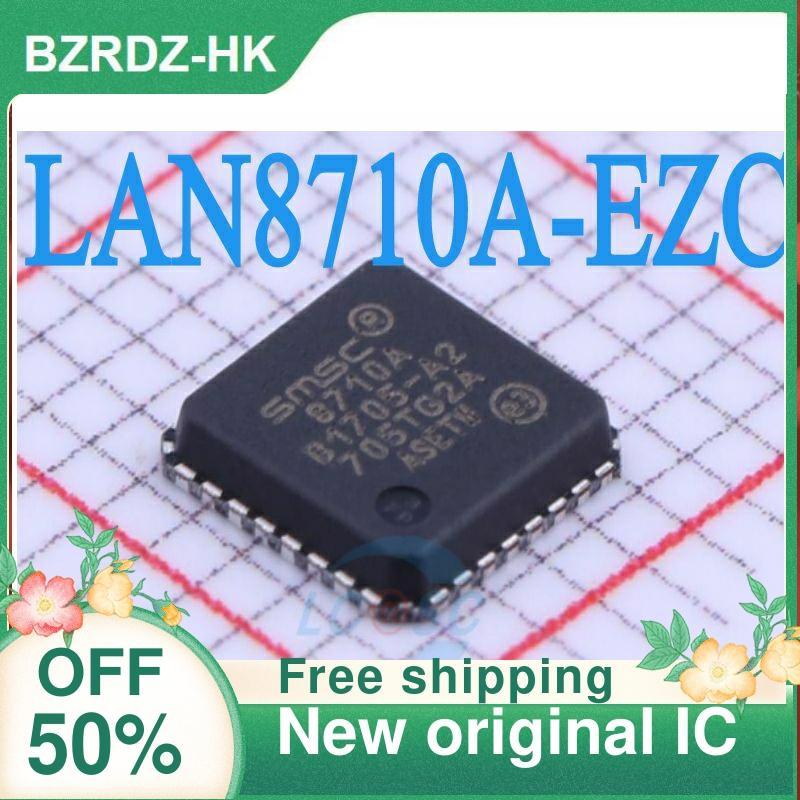 2-10 шт./лот LAN8710A-EZC-TR QFN32 LAN8710A 8710A новый оригинальный IC