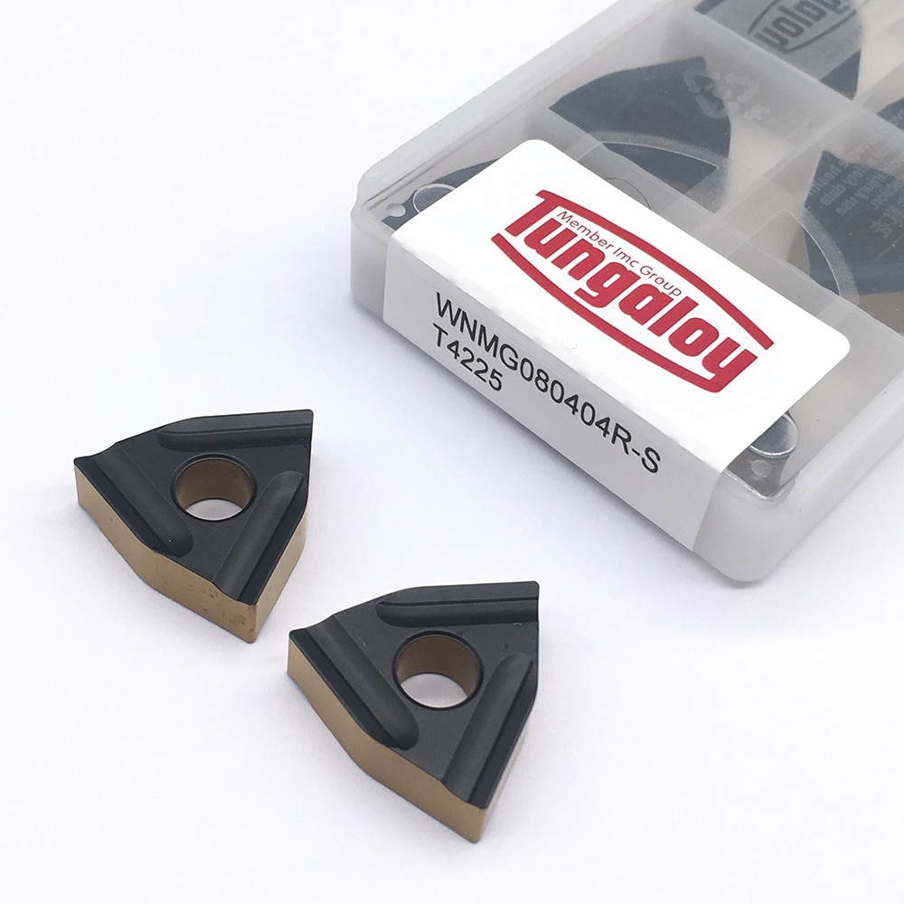 100% оригинальные детали для станка с ЧПУ T4225, 10 шт., продажа металлических деталей для станка с ЧПУ, твердосплавные вставки для обработки стал...