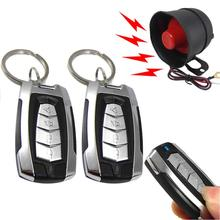 M810-8171 One-way Remote Control Anti-theft Car Alarm Devices Auto Accessory