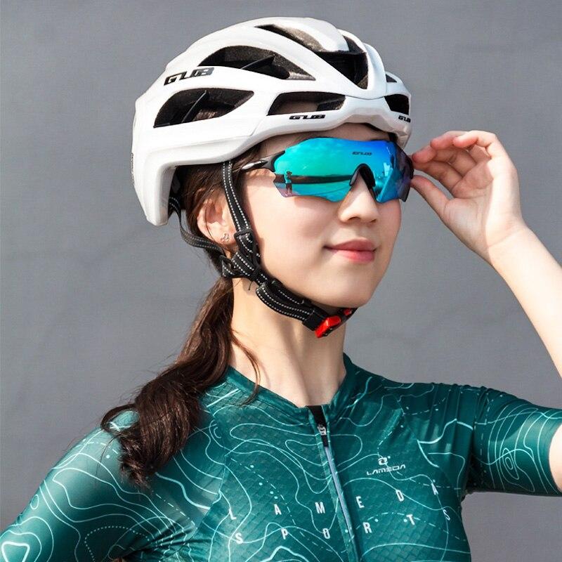 2020, deportes nuevos, gafas de sol para hombres, gafas de sol polarizadas poc, HD a prueba de polvo gafas de sol, gafas de deporte de ciclismo