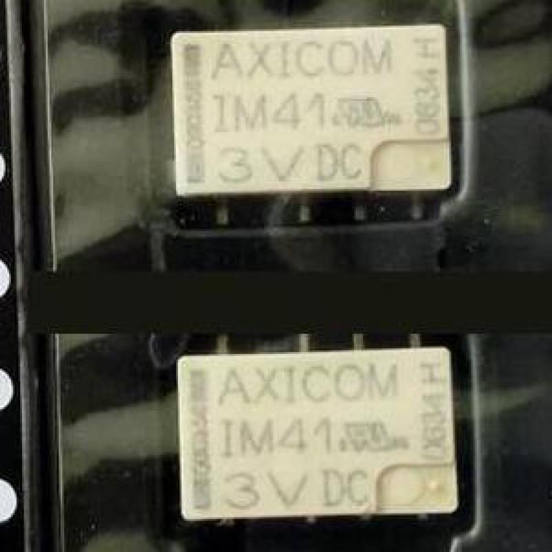 New IM41GR  IM41 3VDC  SMD8  10PCS~100PCS/LOT