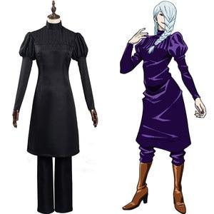 Anime Jujutsu Kaisen Mei Mei Cosplay Costume Outfits Halloween Carnival Costumes