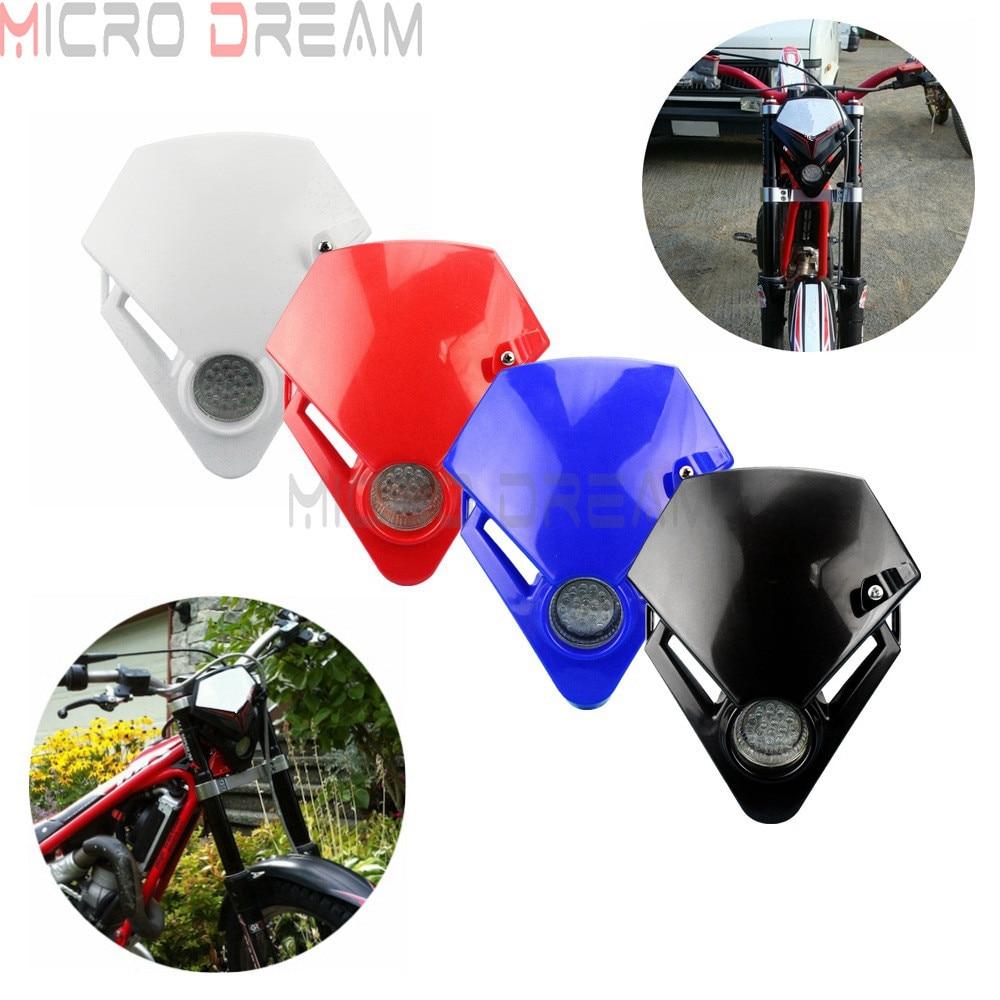 Dirt Bike-faro delantero LED para motocicleta MX Enduro, versión TXT Pro EC...