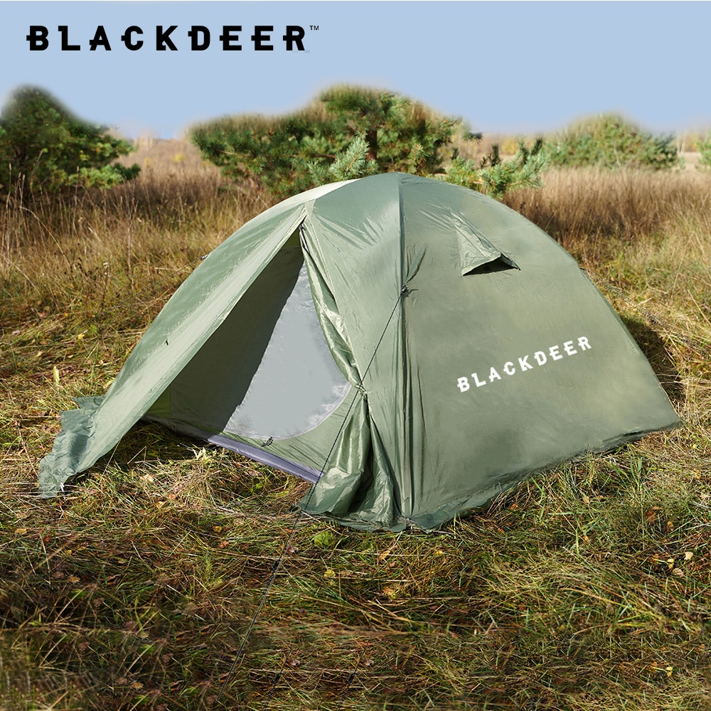 Blackdeer Archeos 3P Tent Backpacking Tent Outdoor Camping 4 Season Tent With Snow Skirt Double Layer Waterproof Hiking Trekking недорого