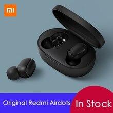 Original Xiaomi Redmi Airdots sans fil écouteur commande vocale Bluetooth 5.0 réduction du bruit contrôle du robinet