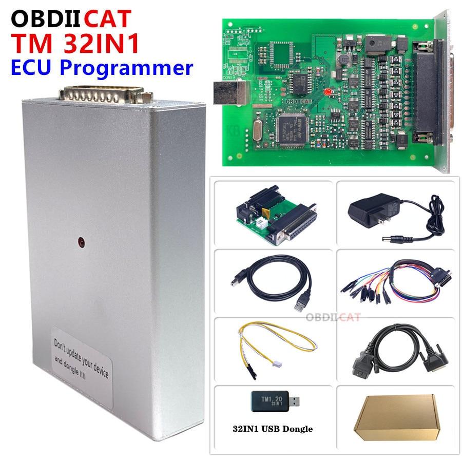 أداة برمجة ECU لـ ECU V1.20 ، جهاز برمجة ECU مجاني مع برنامج تشغيل السيارة ، قراءة وكتابة ، V1.99
