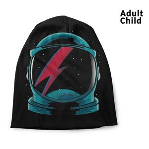 Star Helmets Starman David Bowie Star Face Labyrinth Gift For Fans And Lovers Beanie Knitted Hat Balaclava Hats David Bowie