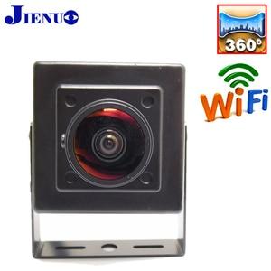MINI Panoramic Wireless Ip Camera 1080P Smart Cctv Security Surveillance Video Audio Cam Wifi HD Indoor Small Network Home Ipcam