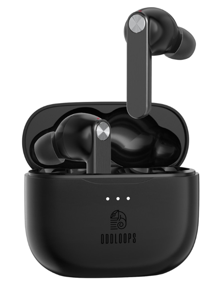 2021 New Wireless Earbuds with Active Noise Cancelling Bluetooth Earphones Stereo Calls Touch Control Sport Headphones enlarge