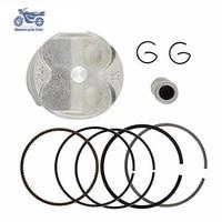 55 25mm motorcycle engine piston and ring kit for honda cb400 cb 400 92 15 cb 1 89 91 25 oversize 0 25 0 25mm