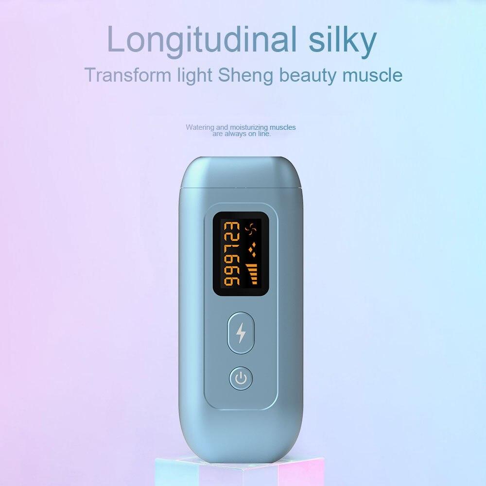 IPL Laser Epilator Hair Removal Machine Epilator For Women Electric Facial Photoepilator For Female Bikini Trimmer enlarge