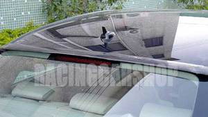 UNPAINTED   ROOF SPOILER Fit For AUDI A4 B8 2008-2012  A006F