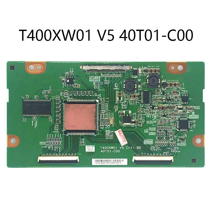Бесплатная доставка хорошая тестовая T-CON плата для L40S9 T400XW01 V5 40T01-C00 экран T400XW01