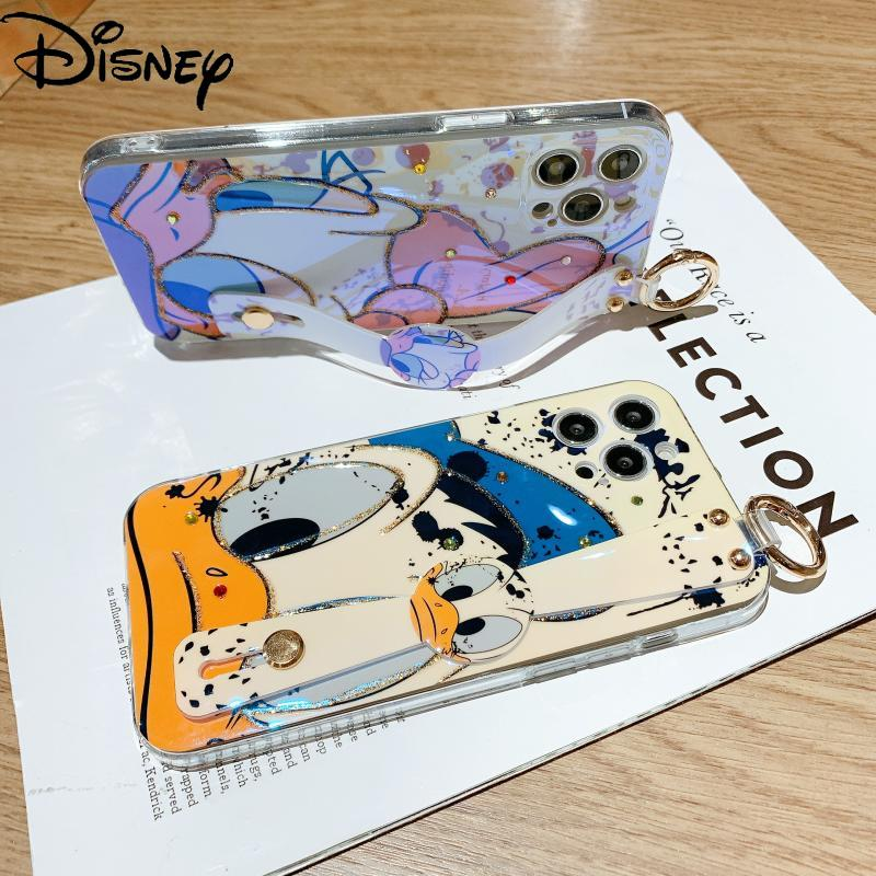 Disney Donald Duck for iPhone11ProMax Mobile Phone Case for iPhone XR/7plus/Xsmax/7/8/8p/x/11/11p Cartoon Cute Mobile Phone Case  - buy with discount