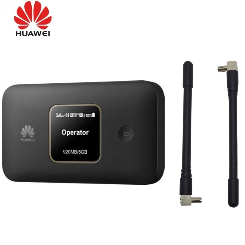 Unlocked Huawei E5785 E5785Lh-23c 300Mbps 4g router wifi Mobile Hotspot with 3000mAh battery +2PCS antenna LTE Cat6 300Mbps enlarge