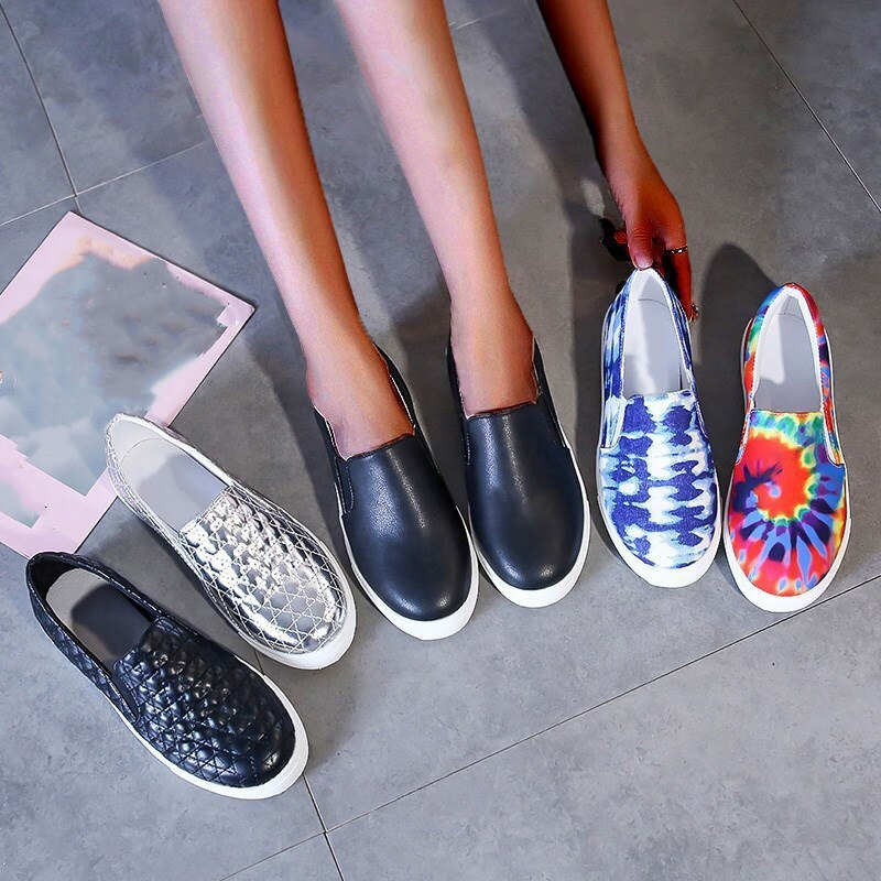Single shoes autumn new products women's shoes soft bottom flat heel outer wear four seasons women's single shoes versatile hot