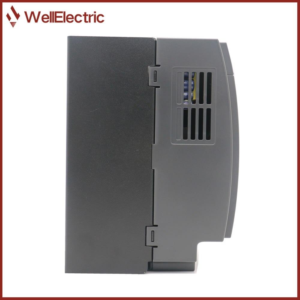 VFD Inverter Mini 4.0KW/5.5KW 380V   V/F control  for Motor Speed Control Frequency Inverter enlarge