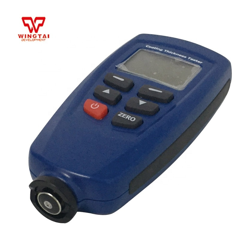 Plastic Galvanized and Chrome Coating Thickness Gauge