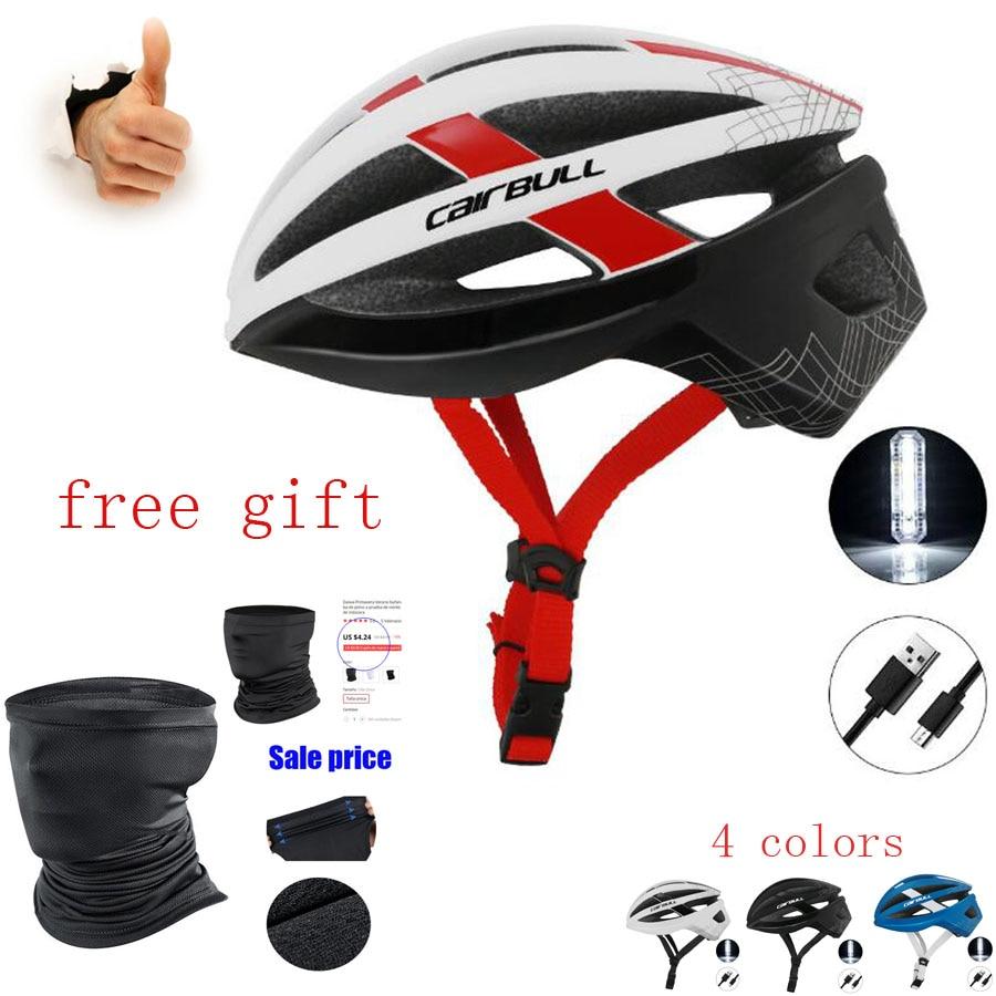 CAIRBULL-casco profesional ultraligero moldeado integralmente, Para ciclismo de montaña, DH, MTB, 2021