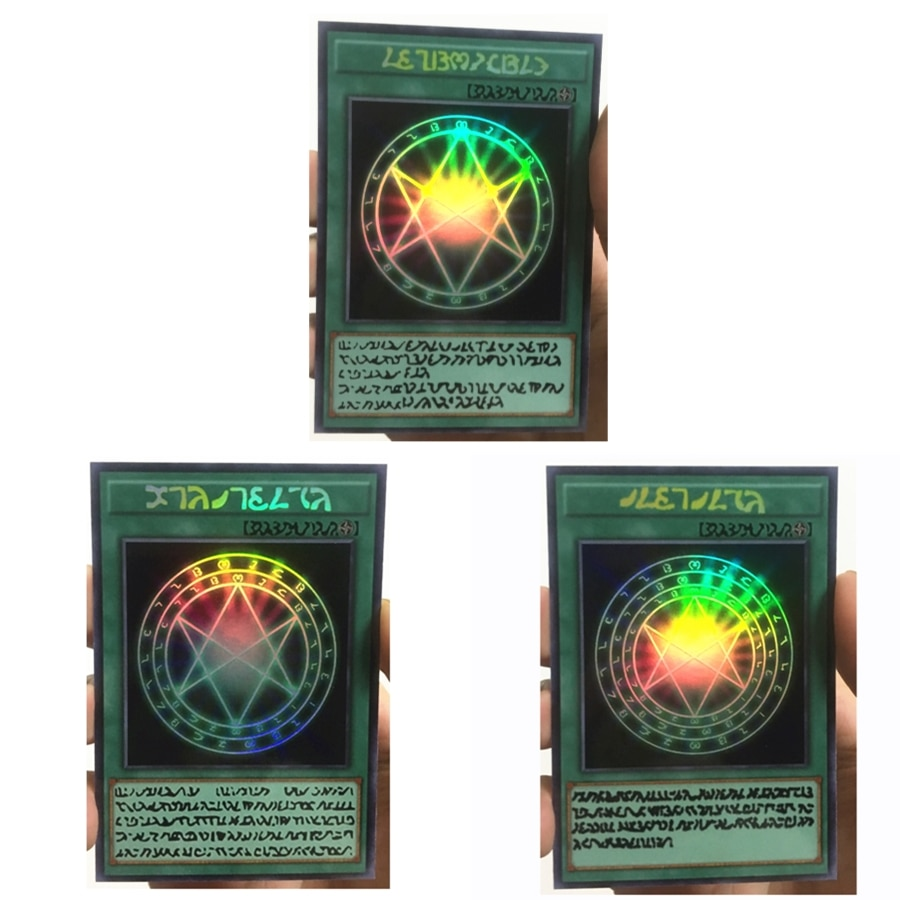 Yu Gi Oh The Seal of Orichalcos DIY Toys Hobbies Hobby Collectibles Game Collection Anime Cards