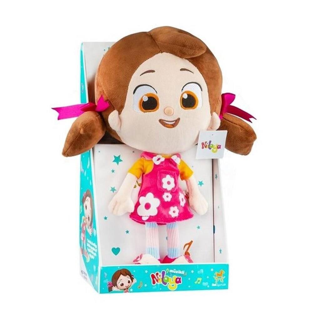 Turkish Line Film Niloya Tospik Pepee Şila Kukuli Speaking Musical Singing Dolls Kids Toys Gift